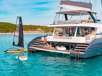 Organisation croisière voilier & yacht Méditerranée