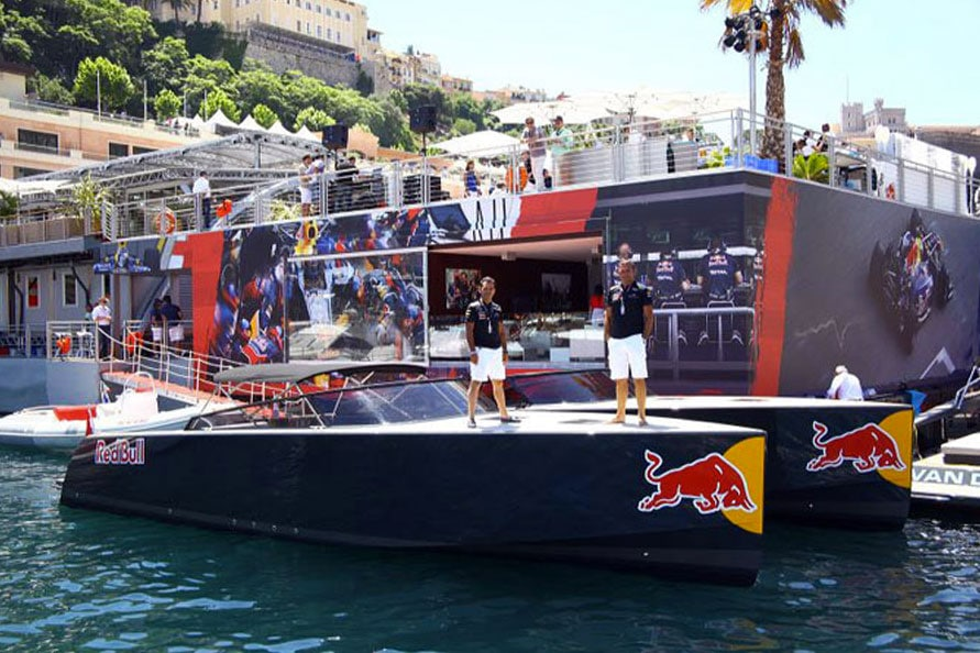 Red Bull Air Race 2018 in Cannes