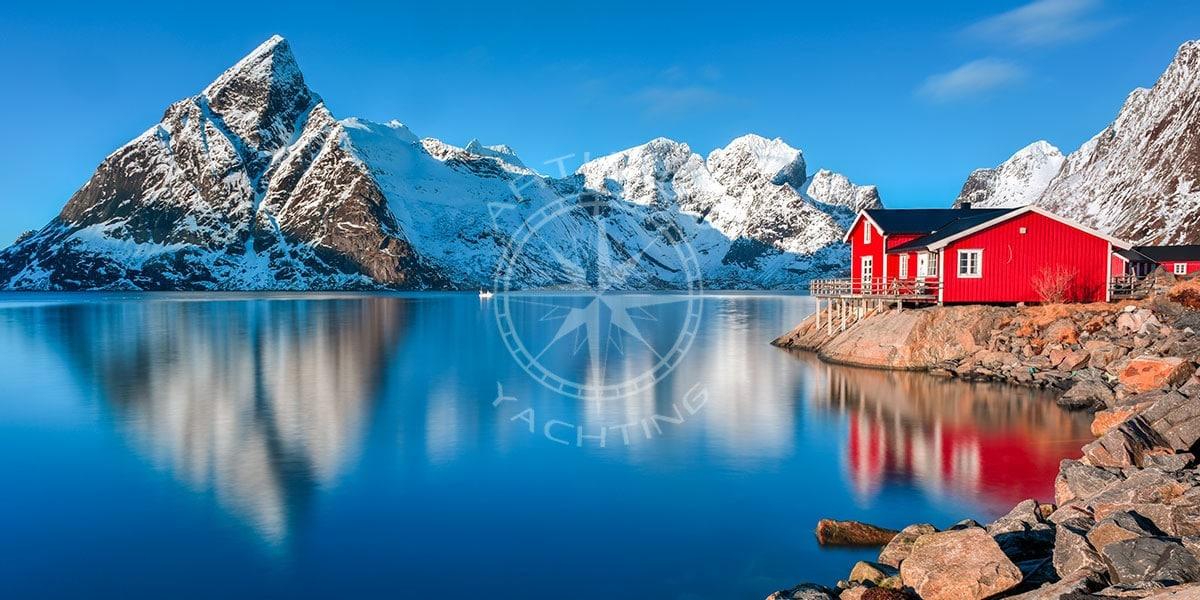 Location yacht voilier Norvège