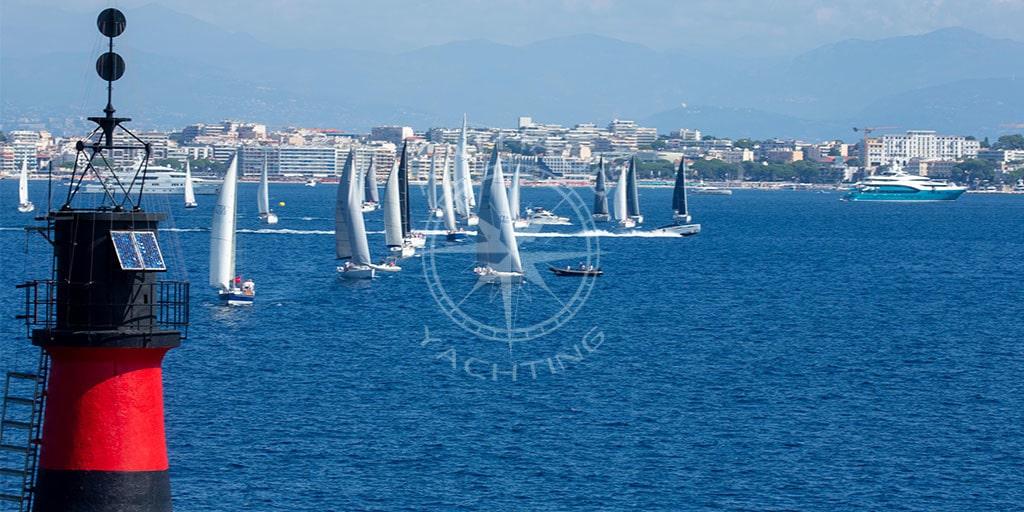 Location de voiliers à Marseille