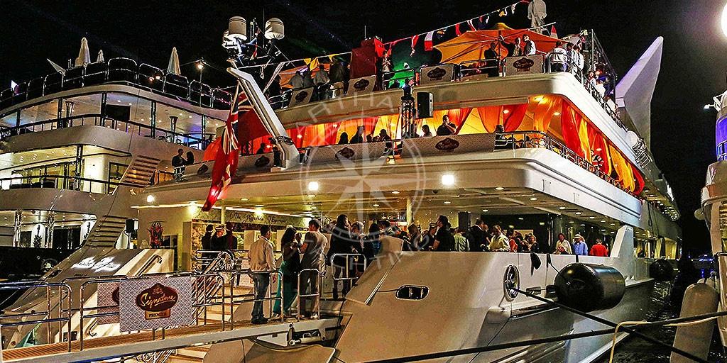 Organisation incentive Monaco