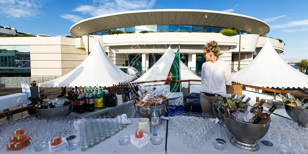 Organisation séminaire nautique Cannes