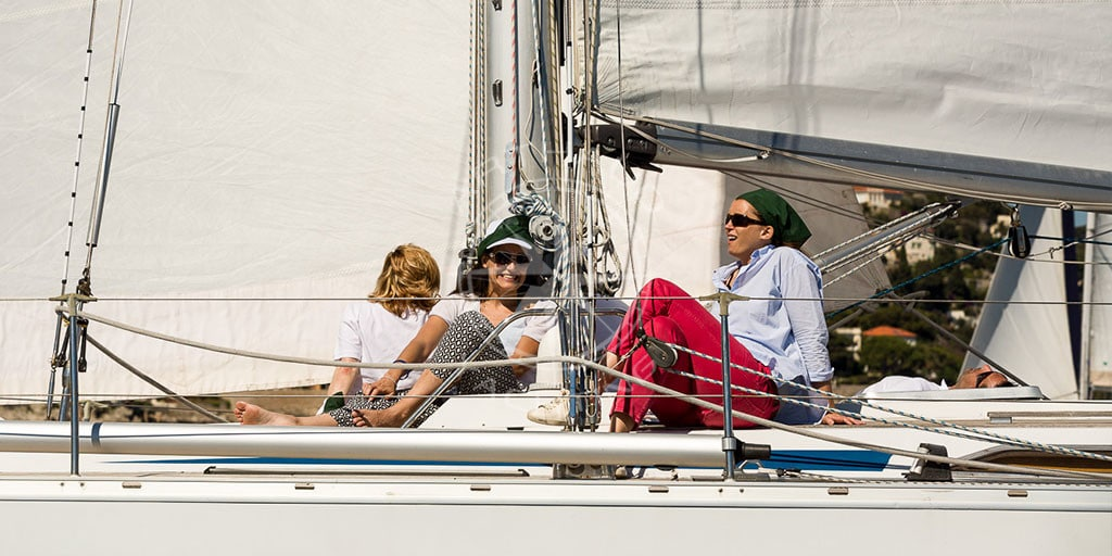 Team building activities in Cannes | Arthaud Yachting