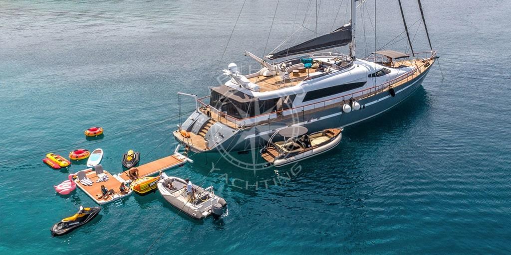 Location Yacht Monaco
