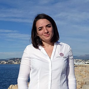 Céline Castellanet, Project Manager | Arthaud Yachting