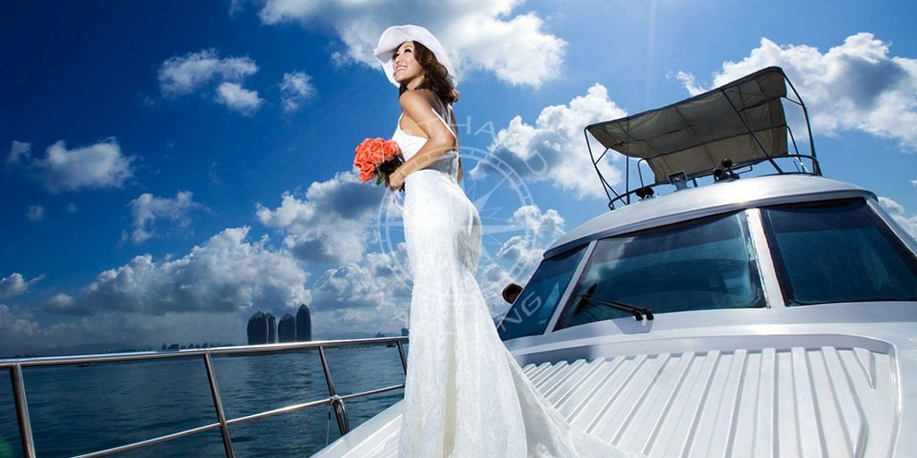 Wedding on a Yacht | Arthaud Yachting