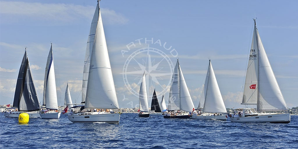 Sailing incentive activities French Riviera