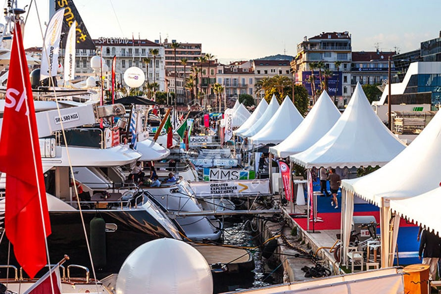 Location yacht Festival de Cannes | Festival du film