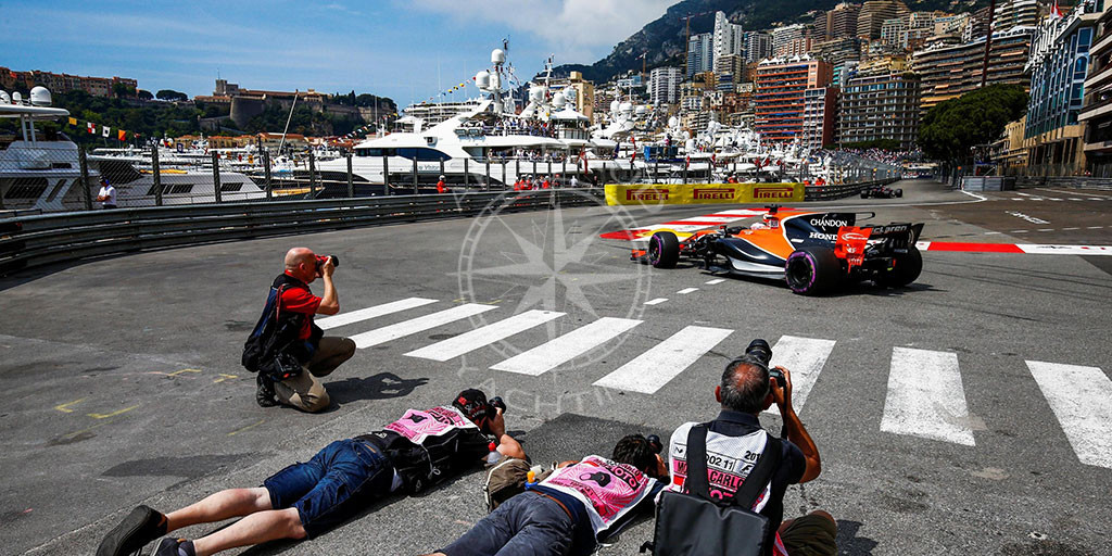 Yacht Monaco Grand Prix