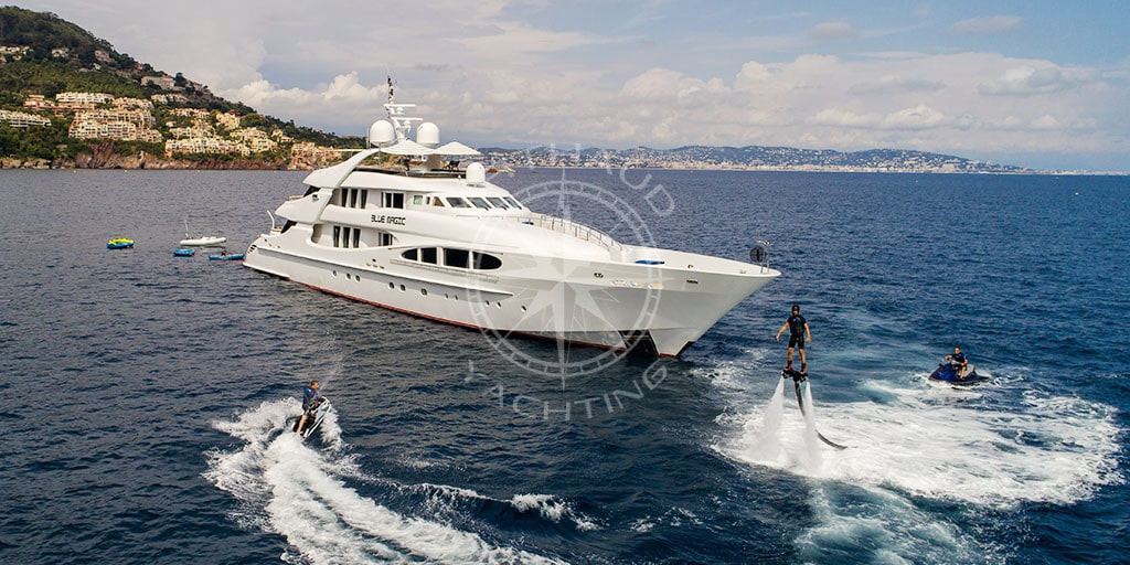 Boat rental French Riviera