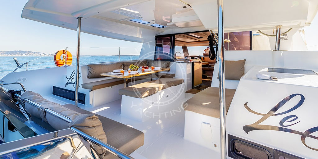 Catamaran rental Nice | Cruise in the south of France