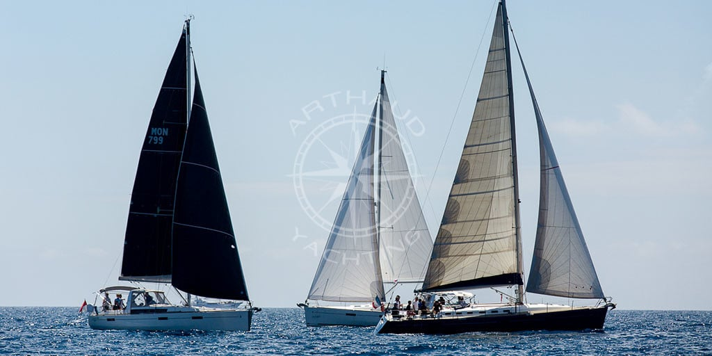Sailing boat rental Cannes